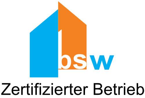 Bsw Zertifizierter Betrieb Logo